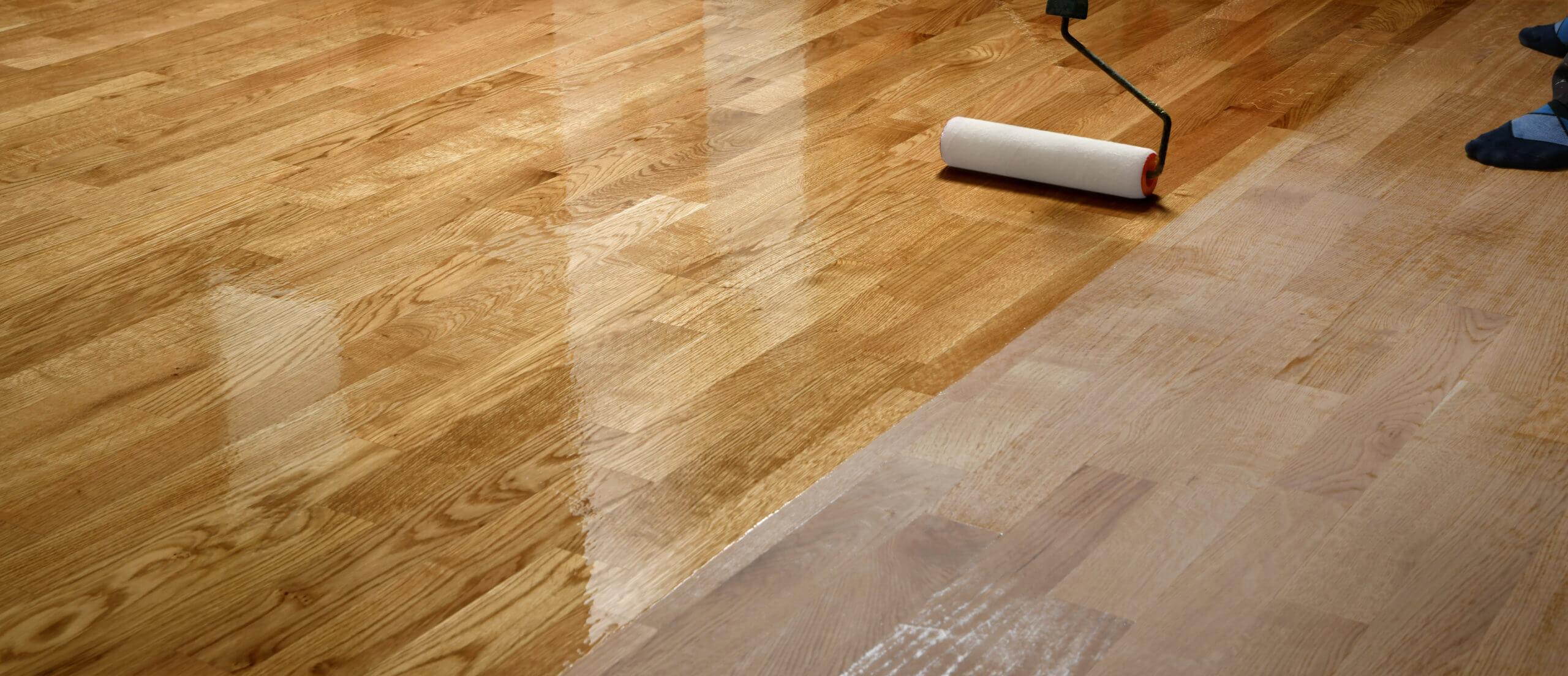 hardwood floor sealant